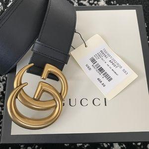 Sz 14 Signature Gucci Belt